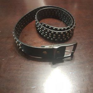 Quicksilver studded belt - Offers Welcome!